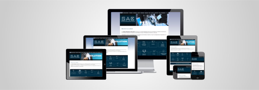 Studies Applications Center (SAC) - Κατασκευή ιστοσελίδων, ανάπτυξη εφαρμογών διαδικτύου, κατασκευή eshop, blogs, portals