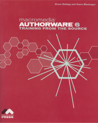 Macromedia Authorware 6 - Training From The Source - Studies Application Center E-shop